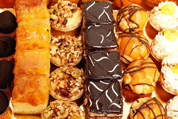 surtido dulces